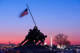 Iwojima Memorial in Washington, D.C.