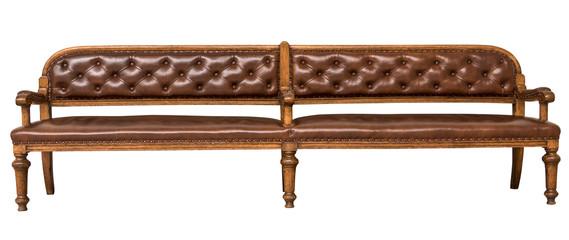 Antique Seat Or Sofa