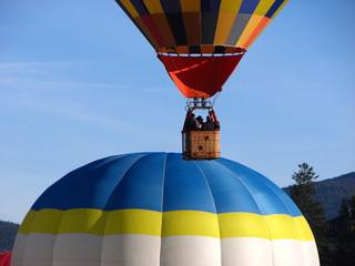 nacelle de montgolfiere