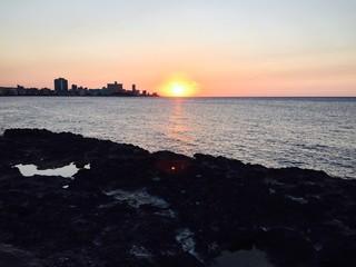 El Malecon, La Habana waterfront