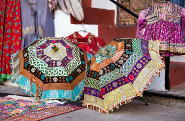 Ethnic Rajasthan umbrella