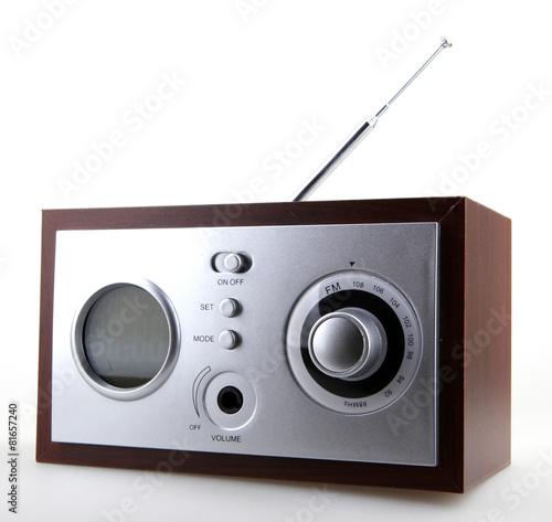 Retro radio - 81657240