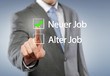 neuer Job