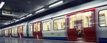 "Постер, картина, фотообои ""London underground"""