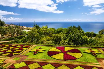 Botanical Garden Monte, Funchal, Madeira, Portugal
