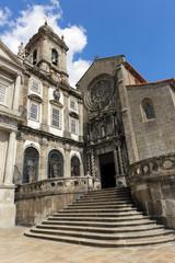 Oporto San Francis church