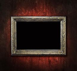 vintage frame black dark abstraction grunge