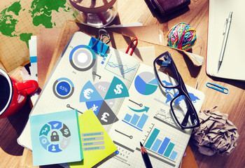 Finance Financial Business Economy Accounting Banking Concept