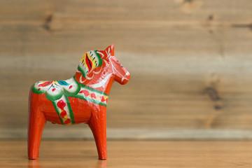 Dalecarlian horse 1
