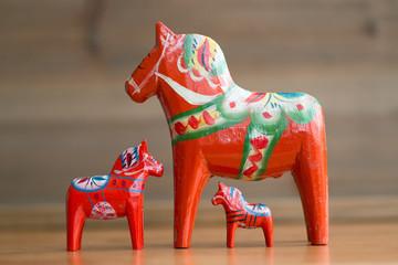 Dalecarlian horses 7