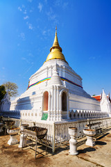 Wat Phra Kaew Don Tao temple in Lampang is beautiful. The temple