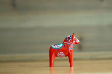 Dalecarlian horse 9