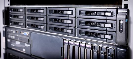 Network attach storage