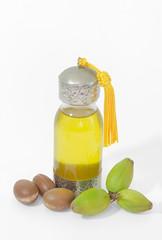 huile et noix d'argan