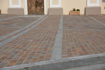 pavimentazione piazza