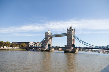 Towr bridge in London