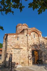 Church of St. John the Baptist in old Nesebar