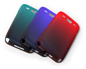 Mobile phone cases