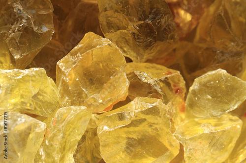 yellow citrine background - 81677215