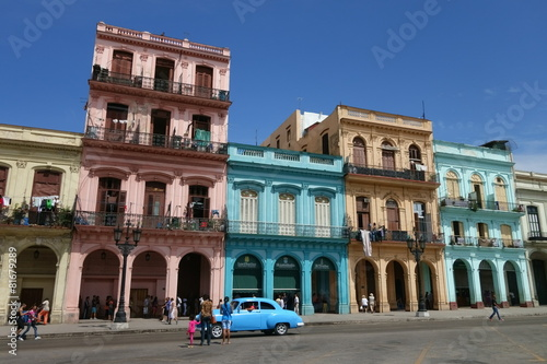 Poster Havanna