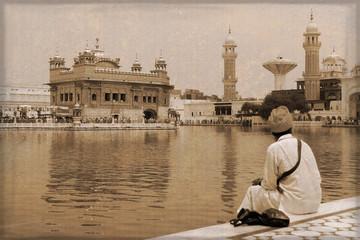 India - Amritsar / Golden temple