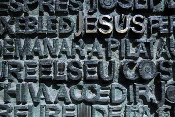 scripture relief