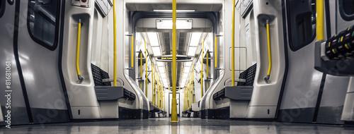 Leinwandbild Motiv Panoramic train