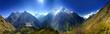 Beautiful mountain lanscape. - 81681699