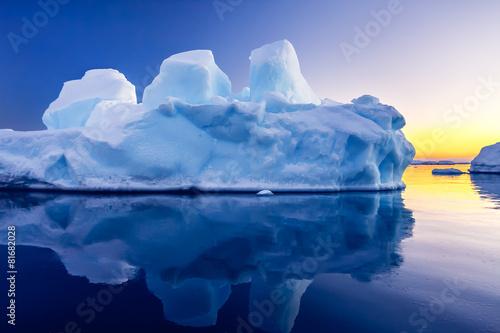 Antarctic Glacier - 81682028