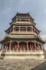 Templete del Palacio de Verano