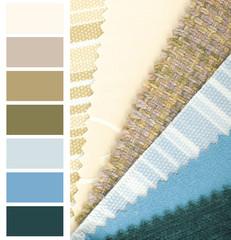 fabric color choice