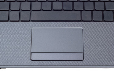Electronic collection - Modern laptop keyboard without the lette