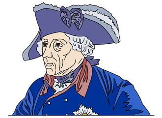 "Frederick the Great, the ""Old Fritz"""