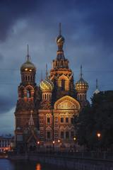 Church on Spilled Blood in Saint Petersburg