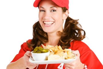 Baseball: Focus on Nacho Snack