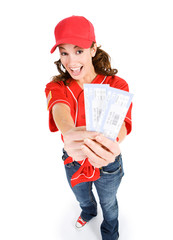 Baseball: Holding Tickets to the Game