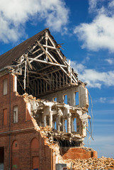 Abbruchgebäude - 82551608
