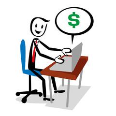 Business Vector Design Illustration
