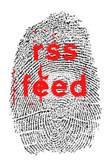 RSS Feed finger print