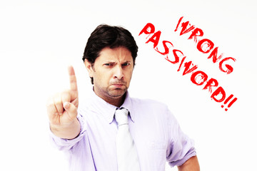 Wrong Password