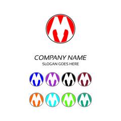 Modified - M Letter Logo