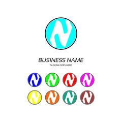 Nano - N Letter Logo