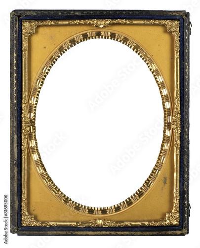 Daguerreotype frame - 81695006