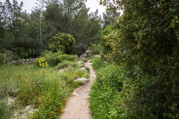 The Wells and Cisterns Trail