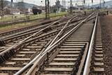 The way forward railway, crossing the tracks