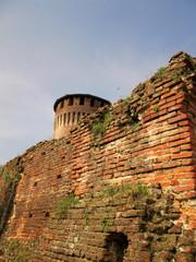 Soncino mura medioevali