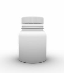 Jar for tablets