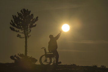 güneşe dokunmak&engelsiz yaşam