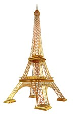 3d Eiffel Tower render