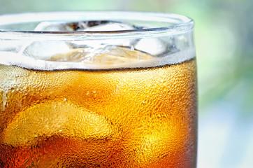 Cool soft drink